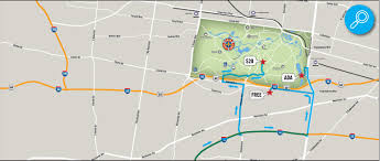 Stl Map Free Printable Map Of St Louis Attractions From Tripomaticcom