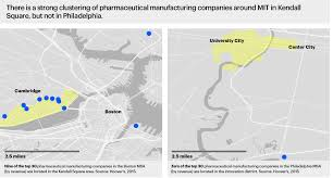 Boston Medical Center Map by Report University City U0027s Tech Scene Can Explode With Growth And