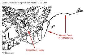jeep grand cherokee wk2 engine block heaters