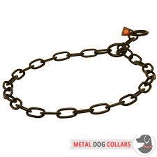 black stainless steel chain bracelet images Black stainless steel chain choke dog collar fur saver hs61 1091 jpg