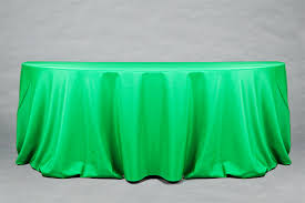 90 X 132 Tablecloth Fits What Size Table by Linen Tips