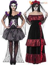 Zombie Bride Groom Halloween Costumes Dead Bride Costume Ebay