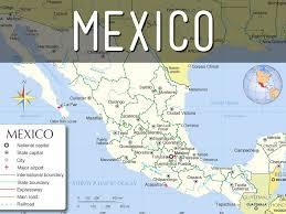 Cuernavaca Mexico Map by Mexico By Stephanie Bautista