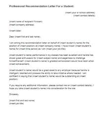 college recommendation letter 9 free word excel pdf format
