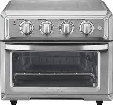 Toaster Oven Best Buy Cuisinart Convection Toaster Pizza Oven Silver Toa 60 Best Buy