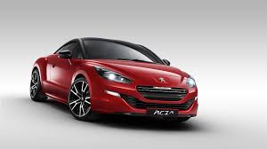 peugeot cars peugeot rcz r officially revealed autoevolution