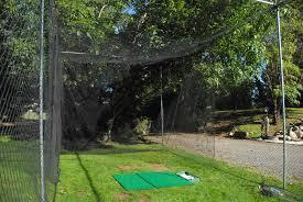 batting cage golf insert batting cages baseball softball