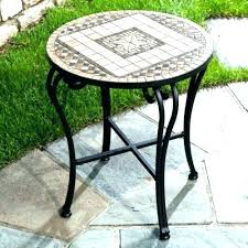 Lowes Patio Table Lowes Patio Side Table Patio Furniture Conversation Sets