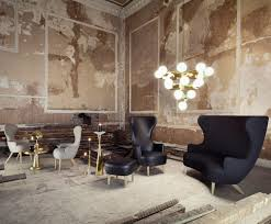 Short Tables Living Room by Spun Table Short Brass Tables Tom Dixon