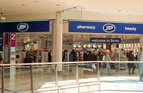 shop boots pharmacy boots health bullring shopping centre birmingham