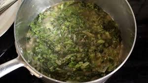 cuisiner la salade verte salade cuite en chiffonnade recette de salade cuite express
