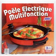 poele electrique cuisine poele electrique multifonctions jolikau