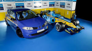 renault minivan f1 very last renault sport megane on sale in the uk