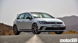 volkswagen dubai 2016 volkswagen golf gti clubsport reviewmotoring middle east car