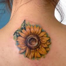 37 best sunflower tattoo designs images on pinterest sunflower