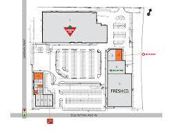 Yorkdale Floor Plan Toronto Westside On Smartcentres
