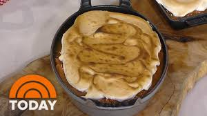 cheesy potato gratin and sweet potato mash for thanksgiving