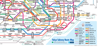 Tokyo Metro Map by Tsukiji Market Not An Usual Market In Tokyo Peek Holidays