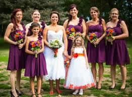 Breezewood Gardens Chagrin Falls - bridal party flowers breezewood gardens