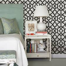 trellis wallpaper black peel and stick