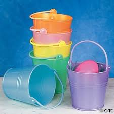 easter pails the easter pails easter inspiration minis