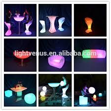 Led Bistro Table Led Light Manufactuer Led Bistro Table Oem Bar Round Led Cocktail
