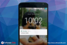 android lock screen notifications how to hide sensitive notifications from android lock screen