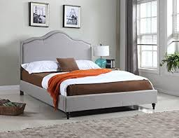 Platform Bed With Mattress Included Complete Bed 5 Year Warranty Included 009 U2013 Home Life Cloth Light