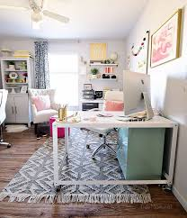 home office decorating a shared home office tidymom
