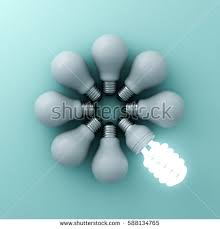 energy saving light bulb stock images royalty free images