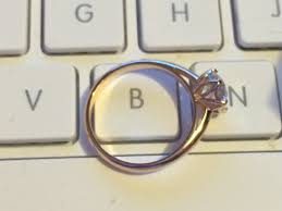 resetting my amora gem u2013 show me your solitaires weddingbee