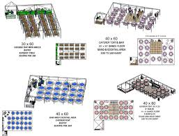 table seating for 20 seating guide