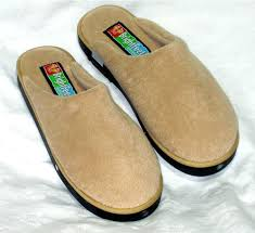 mens leather bedroom slippers mens house slippers leather madestill co