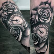 200 popular pocket watch tattoo and meanings 2017 collection