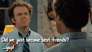 Did We Just Become Best Friends Meme - gallery step brothers best friends quotes life love quotes
