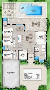 Quad Plex Plans by House Plan 52921 At Familyhomeplans Com