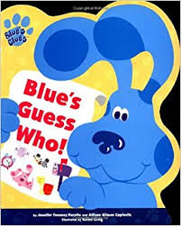 blue u0027s guess blues clues jennifer twomey perello alison