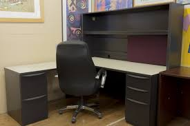Corner Desk With Hutch by Furniture Furniture Stunning L Shaped Desk With Hutch For Office