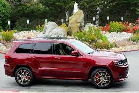jeep grand cherokee 2017 2017 jeep grand cherokee srt cali roots certified automotive