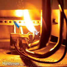 gas water heater pilot light but not burner how to fix a water heater pilot light family handyman