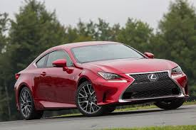 lexus burgundy 2016 lexus rc review carrrs auto portal