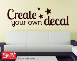 Most Interesting Wall Stickers Design Your Own Design Your Wall - Wall sticker design your own