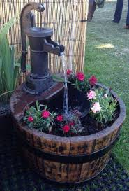 backyard water fountains the best home design ideas