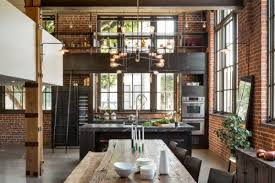 cuisine industrielle loft cuisine style loft industriel 6 cuisine industrielle 43