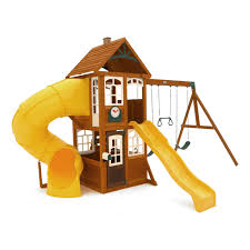 Lowes Swing Sets Swing Sets Outdoor Playsets Lowe U0027s Canada