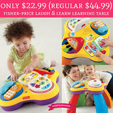 fisher price laugh learn puppy friends learning table only 22 99 regular 44 99 fisher price laugh learn puppy
