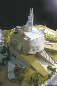 winnipeg canadian museum for human rights 328 ft 100 m 12