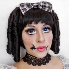 Halloween Costumes Broken Doll Halloween Costume Makeup Ideas Jane Iredale Mineral Makeup Blog