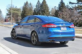 cars ford 2017 2017 ford fusion sport u2013 embrace your pragmatic inner child
