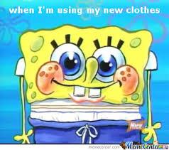 Clothes Meme - new clothes by bababenyek meme center